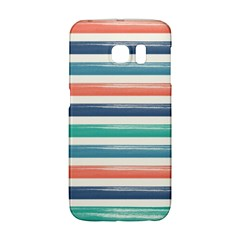 Summer Mood Striped Pattern Galaxy S6 Edge
