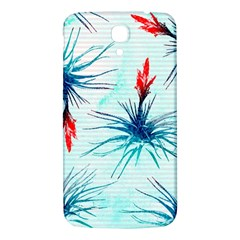 Tillansia Flowers Pattern Samsung Galaxy Mega I9200 Hardshell Back Case