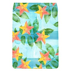 Tropical Starfruit Pattern Flap Covers (s)  by DanaeStudio