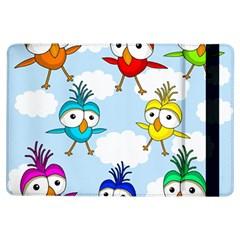 Cute Colorful Birds  Ipad Air Flip by Valentinaart