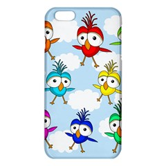 Cute Colorful Birds  Iphone 6 Plus/6s Plus Tpu Case by Valentinaart