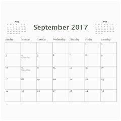 2017 Layla By Katy   Wall Calendar 11  X 8 5  (12 Months)   J0832arl8xmv   Www Artscow Com Sep 2017