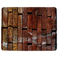 Wood Logs Wooden Background Jigsaw Puzzle Photo Stand (Rectangular) by Zeze