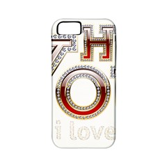 Hey You I Love You Apple Iphone 5 Classic Hardshell Case (pc+silicone) by Onesevenart