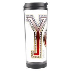 Hey You I Love You Travel Tumbler by Onesevenart