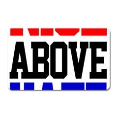 John Cena Rise Above Hate 2 Magnet (rectangular) by Onesevenart