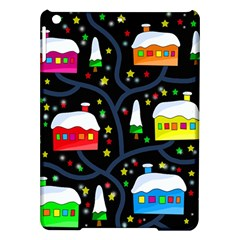 Winter Magical Night Ipad Air Hardshell Cases by Valentinaart
