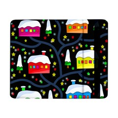 Winter Magical Night Samsung Galaxy Tab Pro 8 4  Flip Case by Valentinaart