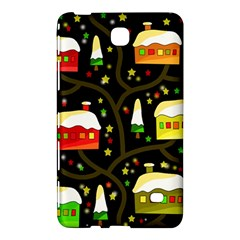 Winter  Night  Samsung Galaxy Tab 4 (8 ) Hardshell Case  by Valentinaart