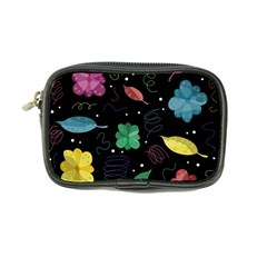 Colorful floral design Coin Purse by Valentinaart