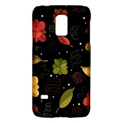 Autumn Flowers  Galaxy S5 Mini by Valentinaart