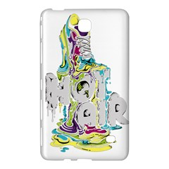 Hot Air Typography Samsung Galaxy Tab 4 (8 ) Hardshell Case  by Onesevenart