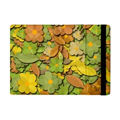 Autumn Flowers Ipad Mini 2 Flip Cases by Valentinaart