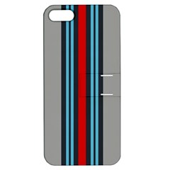 Martini No Logo Apple Iphone 5 Hardshell Case With Stand by PocketRacers