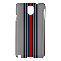 Martini No Logo Samsung Galaxy Note 3 N9005 Hardshell Case by PocketRacers