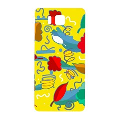Weather Samsung Galaxy Alpha Hardshell Back Case by Valentinaart