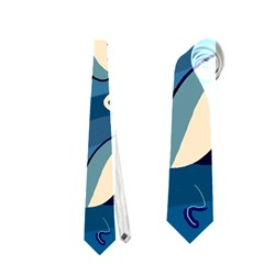 Ocean Neckties (two Side)  by Valentinaart