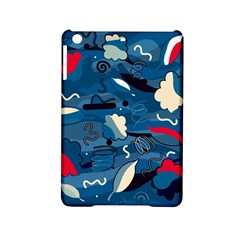 Ocean Ipad Mini 2 Hardshell Cases by Valentinaart
