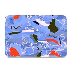 Sea Plate Mats by Valentinaart
