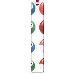 Billiards Large Book Marks