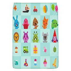 Animals Monster Music Flap Covers (l)  by AnjaniArt
