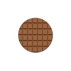 Chocolate Golf Ball Marker