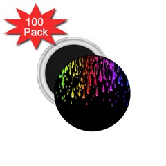 Color Rainbow 1 75  Magnets (100 Pack)  by AnjaniArt