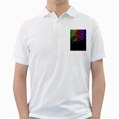 Color Rainbow Golf Shirts