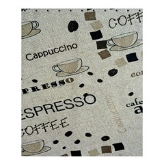Coffe Cup Shower Curtain 60  X 72  (medium)