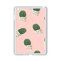 Flower Pot Ipad Mini 2 Enamel Coated Cases by AnjaniArt