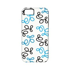 Blue Elegance  Apple Iphone 5 Classic Hardshell Case (pc+silicone) by Valentinaart