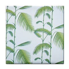 Hawai Tree Tile Coasters