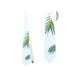 Hawai Tree Neckties (One Side)  by AnjaniArt
