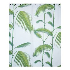 Hawai Tree Shower Curtain 60  X 72  (medium)  by AnjaniArt