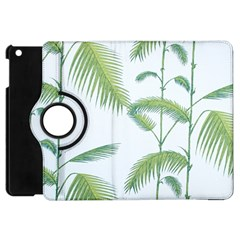 Hawai Tree Apple Ipad Mini Flip 360 Case by AnjaniArt
