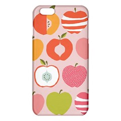 Pink Delicious Organic Canvas Iphone 6 Plus/6s Plus Tpu Case by AnjaniArt