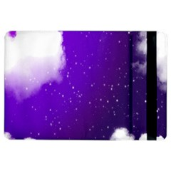 Purple Cloud Ipad Air 2 Flip by AnjaniArt