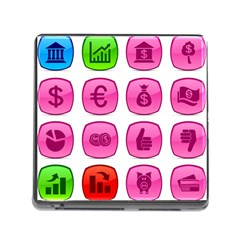 Sign Picture Memory Card Reader (square) by AnjaniArt
