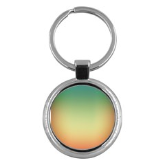 Smooth Gaussian Key Chains (round)  by AnjaniArt