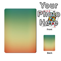 Smooth Gaussian Multi Purpose Cards (rectangle)  by AnjaniArt