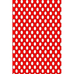 Red Circular Pattern 5 5  X 8 5  Notebooks by AnjaniArt