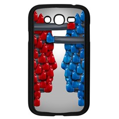 Red Boxing Gloves And A Competing Samsung Galaxy Grand Duos I9082 Case (black) by AnjaniArt