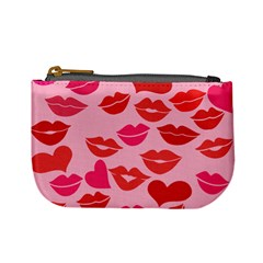 Valentine s Day Kisses Mini Coin Purses by BubbSnugg