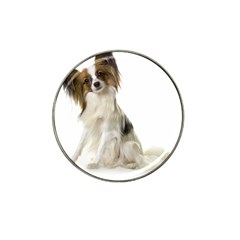 Papillon Full Hat Clip Ball Marker by TailWags
