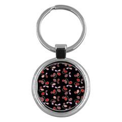 My Creative Garden  Key Chains (round)  by Valentinaart