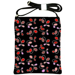 My Creative Garden  Shoulder Sling Bags by Valentinaart