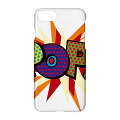 Comic Book Pop!  Apple iPhone 7 Hardshell Case by ComicBookPOP