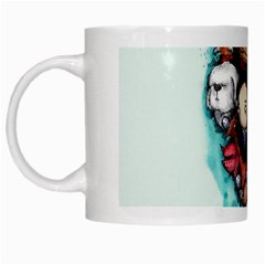 Should You Need Us 2 0 White Mugs by lvbart