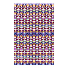 Ethnic Colorful Pattern Shower Curtain 48  X 72  (small)  by dflcprints