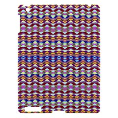 Ethnic Colorful Pattern Apple Ipad 3/4 Hardshell Case by dflcprints
